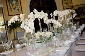 delectable picture of white wedding ornament and decoration using