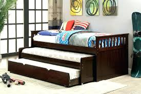 daybed with pull out trundle u2013 equallegal co