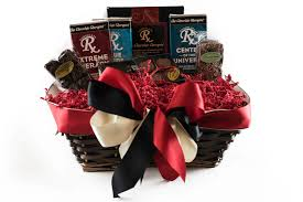 thank you basket thank you gift basket the chocolate therapist