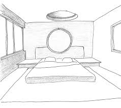 dessiner une chambre en perspective galerie d web dessiner des meubles en perspective dessiner des