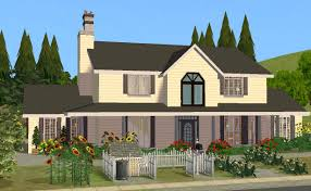 country houses mod the sims country house
