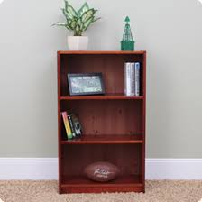 Bookshelf End Table Discovery World Furniture Merlot Bookshelf