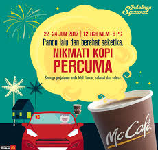 Coffe Di Mcd mcdonald s promotion in malaysia may 2018