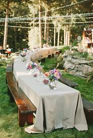 wedding tables banquet style wedding tables brides