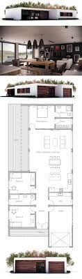 best 25 small modern house plans ideas on small house