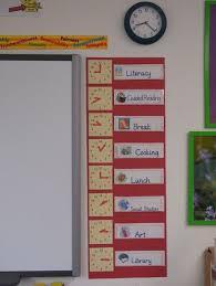 Primary Class Decoration Ideas Best 25 Visual Timetable Ideas On Pinterest Teacher