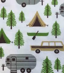 snuggle flannel fabric camping trip fabric pinterest fabrics