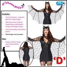 vampire dracula witch devil gothic fancy dress party ladies