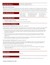 Management Resume Objective Examples by Account Example Manager Resume