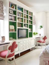 Kelly Green Door With Brass Hardware Interiors by Emerald Green Kitchen Cabinets Design Ideas