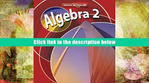 free pdf download algebra 2 student edition merrill algebra 2