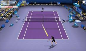 tennis apk tennis 3d for android free tennis 3d apk mob org