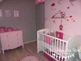 chambre bébé fille et gris enchanteur deco chambre bebe fille gris avec dacoration chambre