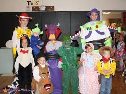 Rex Halloween Costume Toy Story Toy Story Family Costume Costume Works Halloween Costume
