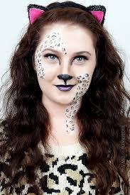 Leopard Halloween Costume Leopard Halloween Costume Leopard Halloween Costume Makeup Video