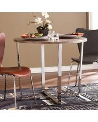 harper blvd dirby convertible console dining table amazing deal on harper blvd emsley dining table os4727nd grey