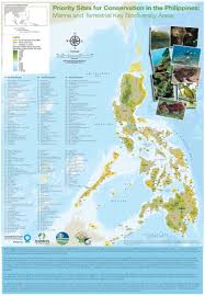 Phillipines Map Foundation For The Philippine Environment Researches
