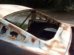 mustang fastback roof 1965 mustang fastback 2 2 rust free 100 original metal v8 4 speed