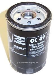 oc49 oem mahle mann oil filter e28 528e e30 325e i e34 525i