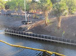 Steel Sheet Piling Cost Estimate by Composite Sheet Piling Everlast Synthetic Products