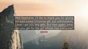 chris jericho quote u201cwell stephanie i u0027d like to thank you for