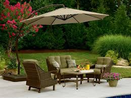 patio 27 beige target patio umbrellas with wicker patio