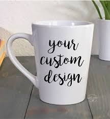 coffee mug personalized mugs custom coffee mug