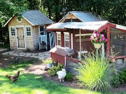 Backyard Chicken Coup by Easy Backyard Chicken Coop Ideas U2014 Luxury Homes