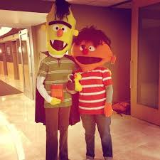 Bert Ernie Halloween Costume Bert Ernie Halloween Costume Ideas