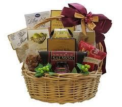 gourmet food basket of appreciation gift baskets heart healthy gourmet food basket