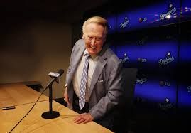 welcome speech for thanksgiving party vin scully enjoys his thanksgiving in september as dodgers pay