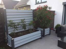 sichtschutz balkon grau grau u filoutcom pvc mobiler sichtschutz balkon terrasse