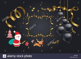 vector illustration christmas 2018 background with christmas