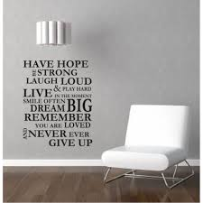 aliexpress com buy inspirational quote wall stickers family aliexpress com buy inspirational quote wall stickers family lettering wall decals motivational wall quotes never give up quote stickers g08033 from