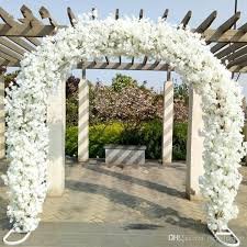 wedding arches supplies high quality wedding site layout mall opening arches sets event