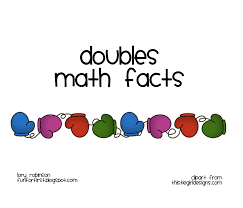 doubles fact for doubles facts clip library