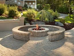 fire pit landscaping ideas design idea and decorations