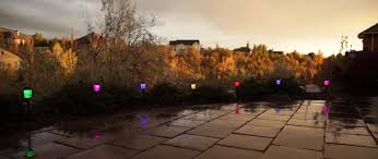 Landscape Lighting World Glowlytes Smart Landscape Lighting Mannmade Innovations