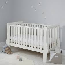 Sleigh Cot Bed Classic Sleigh Cot Bed Home Accessories Offers The White