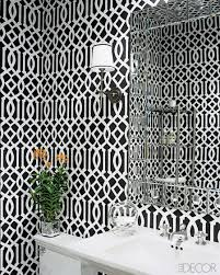 Powder Room Wallpaper by Unique Powder Rooms To Inspire Your Next Remodeling