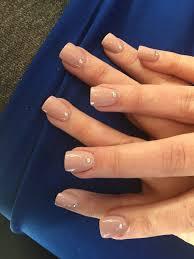 nail polish stunning clear black nail polish acrylic nails
