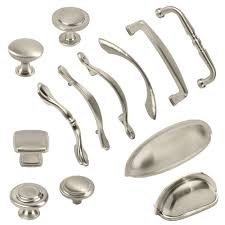 Brushed Nickel Knobs For Kitchen Cabinets White Kitchen Cabinets With Brushed Nickel Hardware U2013 Quicua Com
