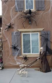 Outdoor Halloween Decoration Ideas The 25 Best Outdoor Halloween Decorations Ideas On Pinterest