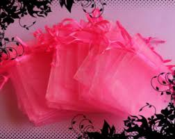 pink gift bags pink gift bags etsy