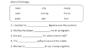 19 context clues worksheet writing part 4 free