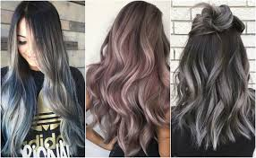 ambra hair we re obsessed with the smoky ombre hair trend dailybeautyhack