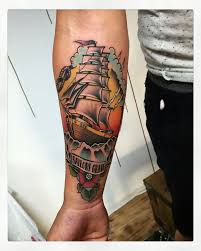 25 trending traditional ship tattoo ideas on pinterest