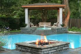 Patio Furniture Plano Fireplaces And Firepits U2014 Natural Stone Pools