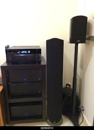 ds 10 home theater system tobandax u0027s home theater gallery updated home theatre downstairs
