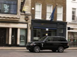 land rover skyfall land rover range rover autobiography black 2011 picture 5 of 27